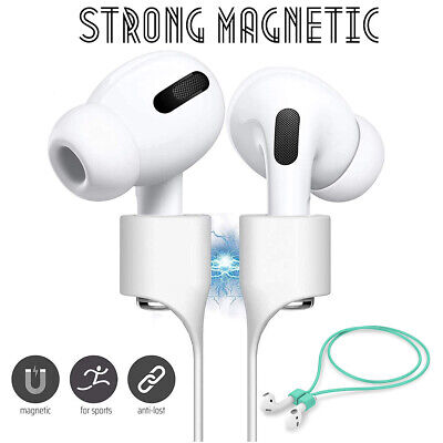AU6.99 • Buy For Apple Airpods Pro Anti Lost Strap String Rope  Case Cover Ear Hook Earbuds