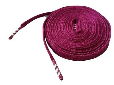 £4.99 • Buy Adidas Originals Solid Flat Laces Glory Pink 140cm / 10mm