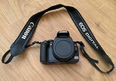 £84.99 • Buy CANON EOS 400D 10.1 Megapixel DSLR Digital Camera No Charger Or CF Card Free P&P