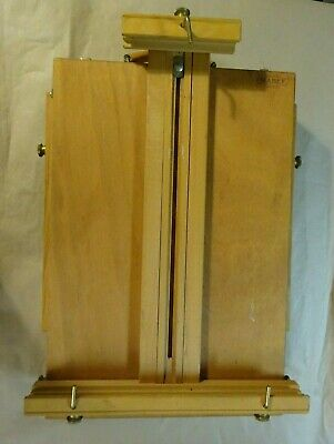 £61.74 • Buy MABEF Travel Easel Made In Italy - With Tray - NO LEGS - Clean