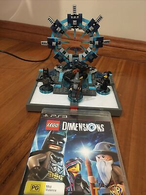 AU60 • Buy Lego Dimensions Ps3 Starter Pack