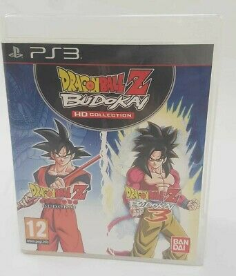 £29.99 • Buy Dragonball Z Budokai - Playstation 3 Game- With Disc And Manual - Hd Collection