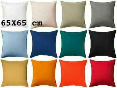 £8.94 • Buy IKEA GURLI Cushion Cover 65 Cm X 65 Cm 100% Cotton New UK FREE Fast Delivery √