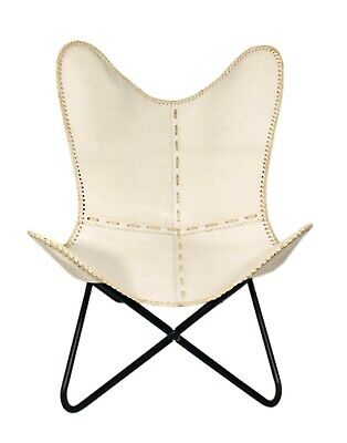 AU132.86 • Buy Genuine Leather Relaxing Chair, Comfortable Chair For Office, Arm Chair S6-66