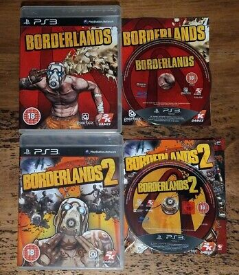 £3.99 • Buy Borderlands 1 & 2 - Sony PlayStation 3 (PS3) - PAL Versions - Complete