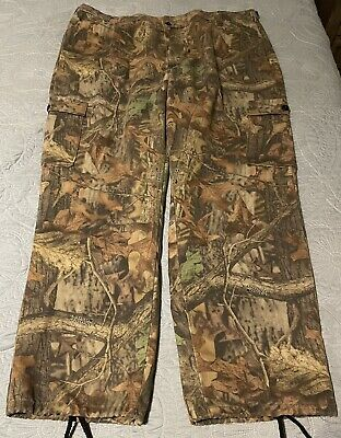 £14.66 • Buy Vintage Liberty Advantage Timber Men's 49 X 32.25 Camouflage Cargo Hunting Pants