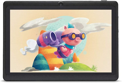£58.01 • Buy Haehne 7 Inches Tablet PC, Google Android 9.0 GMS, Quad Core 1GB+16GB, HD Dual