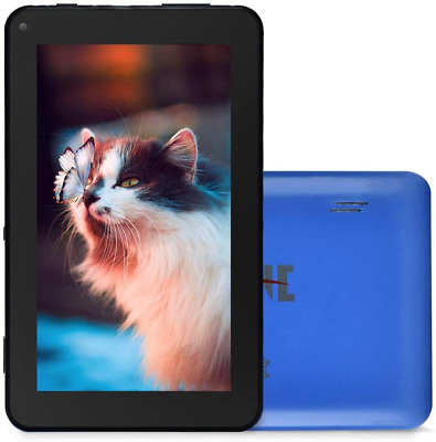 £58.73 • Buy Haehne 7 Inches Tablet PC, Google Android 9.0 HD Tablet, Quad Core, 1GB RAM 16GB