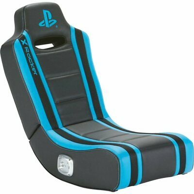 AU235.88 • Buy X-Rocker Geist Official Playstation Audio Gaming Chair PS3 PS4 VITA