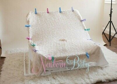 £75 • Buy Newborn Photography Posing Frame - White - Used - Great Condition