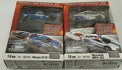 £15 • Buy Mega Bloks - Need For Speed Cars - Collection Of 2    Retired Out Of Production