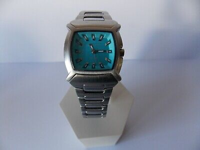 £6.49 • Buy  Kahuna Ladies Turquoise  Dial Stainless Steel Bracelet  Watch  New