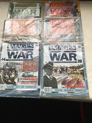 £6 • Buy Images Of War Magazines - The Story Of World War 2