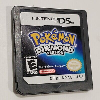 $39.37 • Buy Pokemon: Diamond Version (DS, 2007) CART ONLY - AUTHENTIC - WORKS
