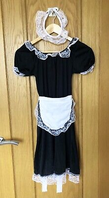 £10 • Buy French Maid Fancy Dress Outfit
