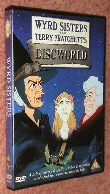 £14.75 • Buy  Wyrd Sisters DVD From Terry Pratchetts Discworld - Official UK Region 2 DVD