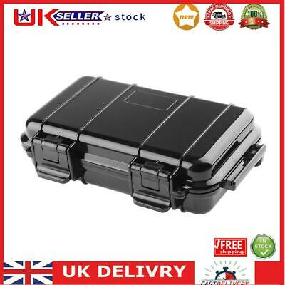 £9.03 • Buy Outdoor Shockproof Sealed Waterproof Safety Case ABS Plastic Tool Dry Box Large