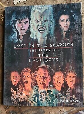 £85 • Buy Rare Lost In The Shadows The Lost Boys Film Book NEW Ltd Number Printed