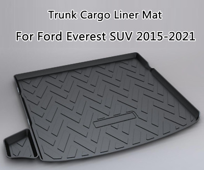 AU49.75 • Buy Car Rear Boot Trunk Liner Cargo Protector Mats For Ford Everest SUV2015-2021