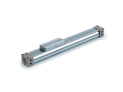 £350 • Buy SMC Pneumatic Rodless Cylinder Actuator   Linear Guided Bearing  MY1B40TFG-1000Z
