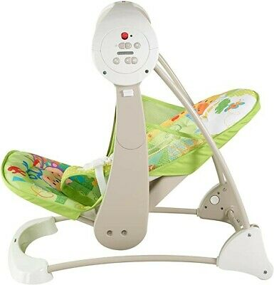 £25 • Buy Fisher-Price FDK29 Carnival Take-Along Swing And Seat