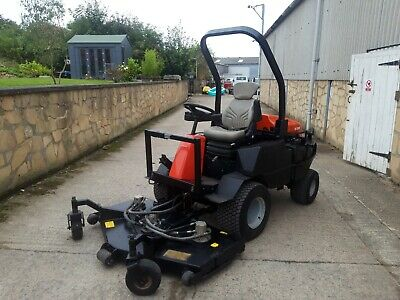 £7740 • Buy Jacobsen Hr3300t 2010 Out Front Ride On 60  Rotary Mower Ransome £6450+vat