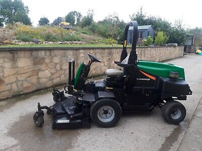 £5880 • Buy Ransomes Hr3806 Out Front 60  Rotary Ride On Mower  4900+vat