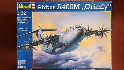 £52 • Buy Revell 04800 1/72 Airbus A400M Grizzly Decals For Airbus Prototype, German,