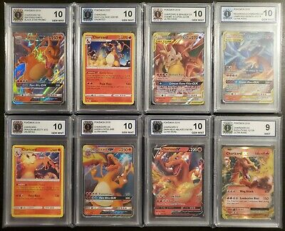 $72 • Buy 🔥 GRADED CHARIZARD POKEMON CARD 🔥 Authentic Near Mint Or Higher FREE SHIPPING