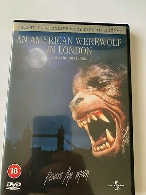 £4.25 • Buy An American Werewolf In London - 21st Anniversary Edition DVD  2 Disc Free Post