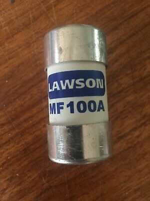 £6.99 • Buy Lawson MF100A Cut Out Fuse BS 88-3