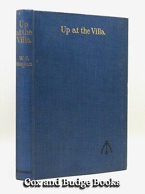 £18 • Buy W SOMERSET MAUGHAM Up At The Villa 1941 1st/1st HB