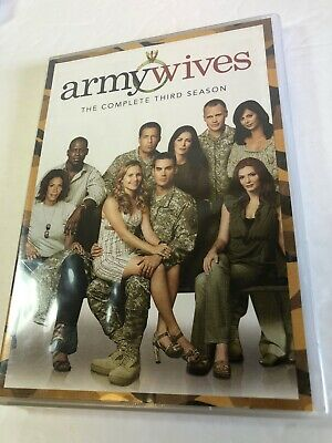 £9.81 • Buy NEW Army Wives: The Complete Third Season DVD 5-Disc Set Widescreen SEALED