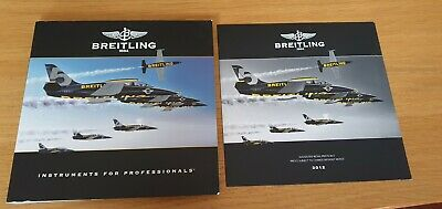 £15 • Buy Breitling Catalogue 2012 Great For A Watch Collectors Coffee Table / Reference