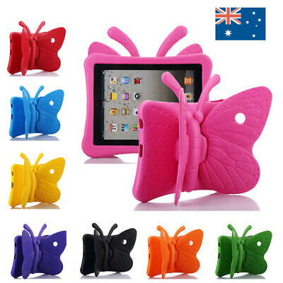 AU22.59 • Buy Kids Butterfly Foam Stand Case Cover For IPad 9.7 10.2 Pro 10.5 11 Air 10.9 Mini