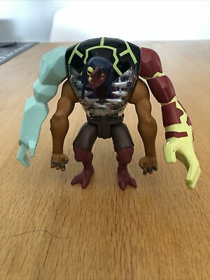 £22.50 • Buy Ben 10 Rare Deluxe Ultimate Kevin 11 Action Figure Complete 2006