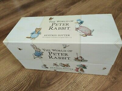 £23.99 • Buy The World Of PETER RABBIT - The Complete Collection Of Original Tales 1-23 Books