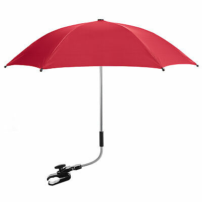 £10.49 • Buy Baby Parasol Compatible With Mamas And Papas Stroller Buggy Pram Red