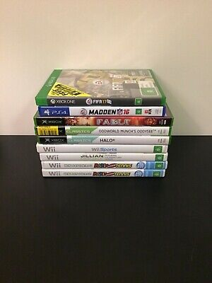 AU8 • Buy XBOX ONE, Wii, PS4 And XBOX Original Games