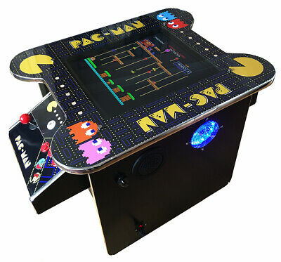 £699 • Buy * NEW * Arcade Machine 60 Retro Games 2 Player Gaming Cabinet Cocktail Table