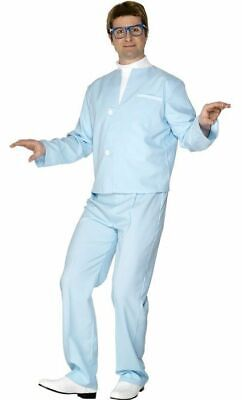£27.95 • Buy Men's Adult Official Licensed Thunderbirds BRAINS Fancy Dress Costume - One Size