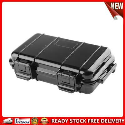 £6.42 • Buy Outdoor Shockproof Sealed Waterproof Safety Case ABS Tool Dry Box (A)