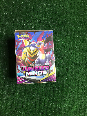 $159.99 • Buy Pokemon Sun & Moon Unified Minds Booster BoxDollar Tree 96 3-Card Packs NEW