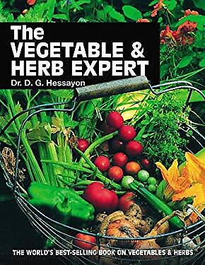 £4.57 • Buy Vegetable And Herb Expert : The World's Best-Selling Book On Vege