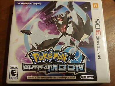 $12.95 • Buy Pokemon Ultra Moon -Original Case With Insert -NO GAME - Fast Shipping Authentic