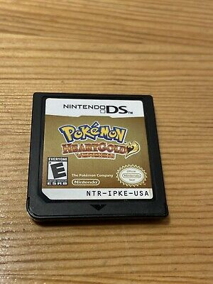 $102.38 • Buy Pokemon: HeartGold Version Nintendo DS Game Only Tested & Authentic