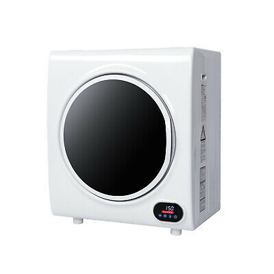 View Details 2.6Cu.Ft 4kg Tumble Dryer Electric Compact Drying Machine Stainless Steel LCD • 300.79$