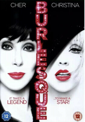 £2.95 • Buy Burlesque DVD (Includes Special Features) **BRAND NEW & SEALED + FREE POSTAGE**