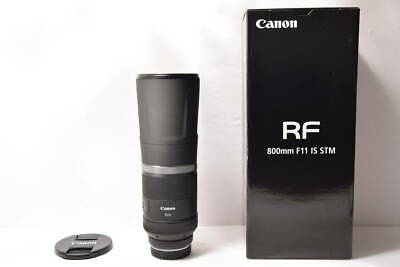 £1444.11 • Buy 2058 Canon Telephoto Lens RF800mm F11 IS STM Full Size Compatible RF80011 IS STM