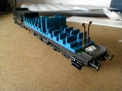 £54.99 • Buy Bachmann Spares Class 108 DMU Replacement Motorised Chassis 8 Pin DCC Ready (2)